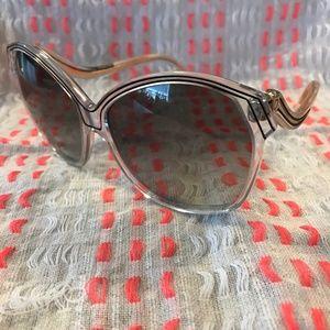 Vintage Dior Fantana Sunglasses